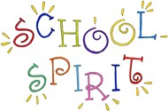 School Spirit clipart