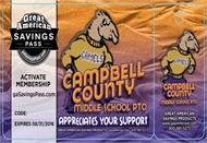 CCMS PTO Savings Passes