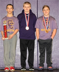 CCMS Wrestlers Place In National Wrestling Tournament