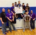 Congratulations CCMS Wrestling Team