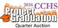 Project Graduation Quarter Auction