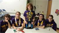 CCMS Adademic Team takes Regional Title