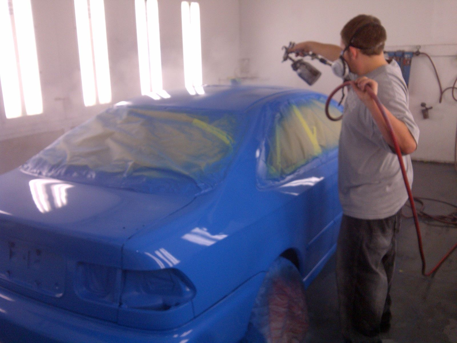 Collision Repair & Refinishing - Campbell County Area