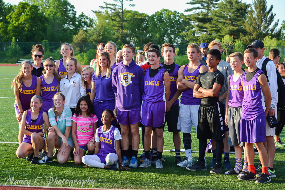 CONGRATULATIONS CCMS GIRLS' AND BOYS' 2016 REGIONAL TRACK CHAMPS