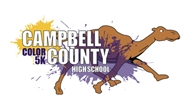 CCHS Band Hosts 5K Camel Color Run