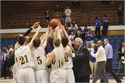 CCHS Boys' Basketball Reign As 10th Region Champs