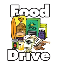 CRES Thanksgiving Food Drive November 16th-20th