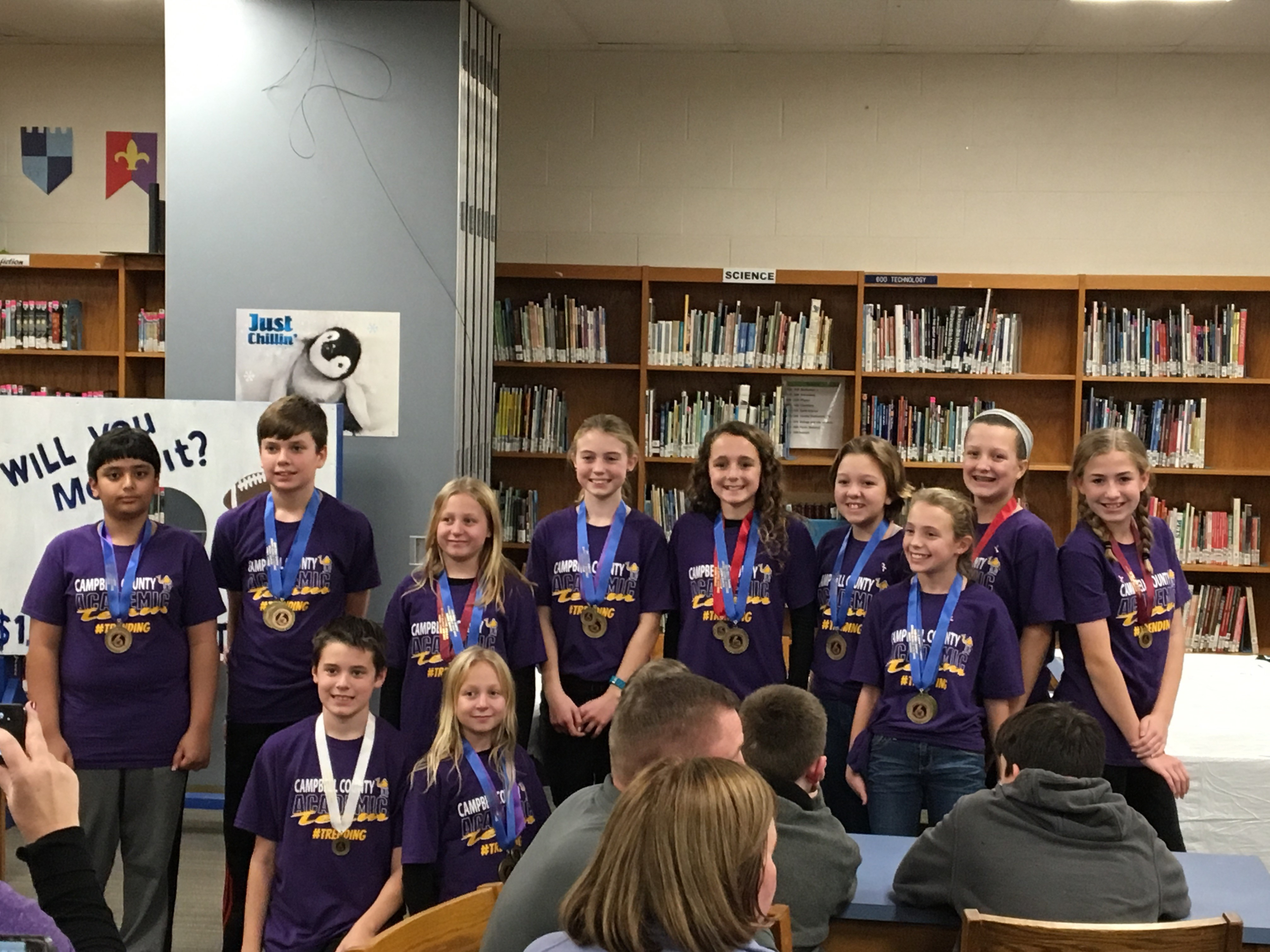 6th Grade Academic Team
